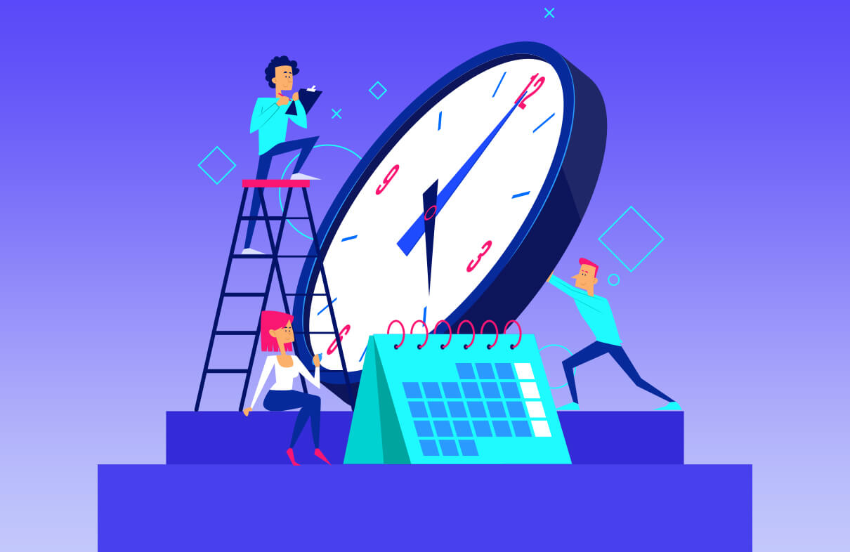 doing business with time management
