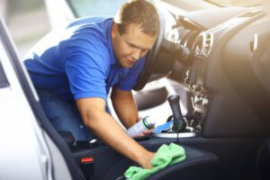 vehicle cleaning business
